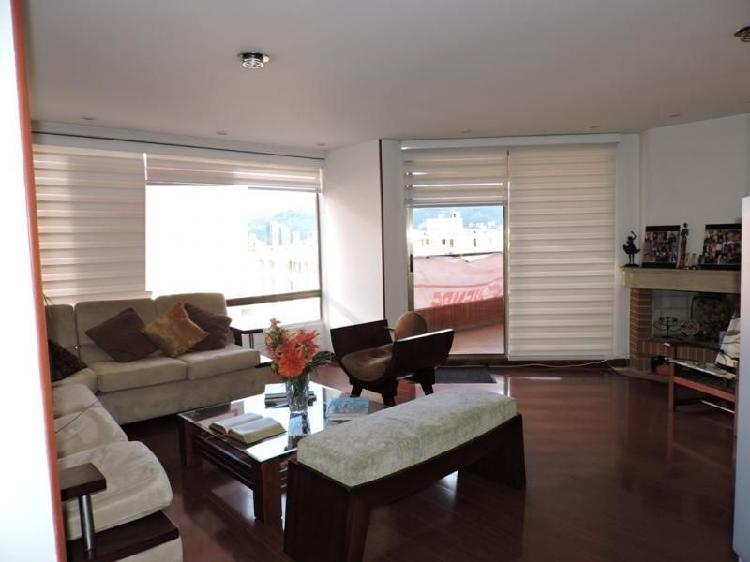 Apartamento en venta en bogota cordoba niza cod. vbire6087
