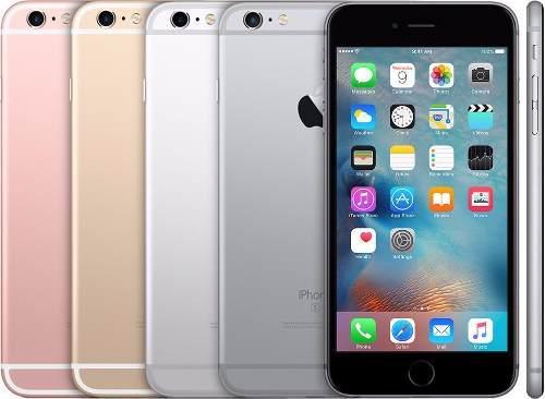 Apple iPhone 6s 64gb 4g Nuevo+ Garantía Oficial Precio