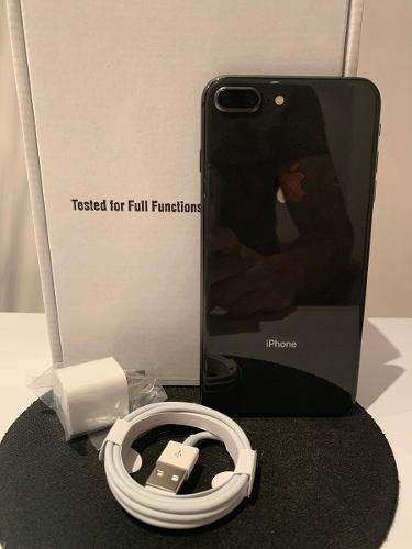 Apple iPhone 8 Plus 64gb Color Silver O Space Gray Libres
