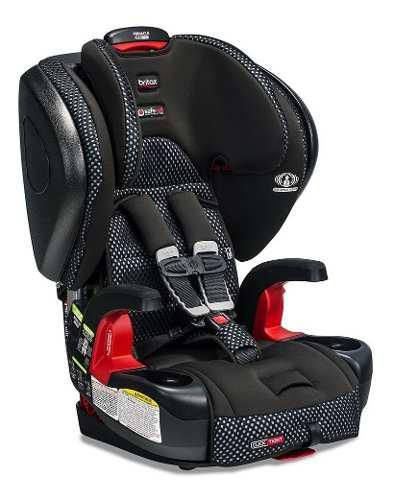 Britax frontier clicktight cool flow silla booster carro bb