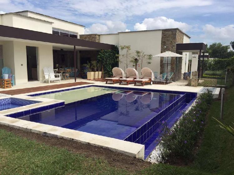 Casa campestre en venta via el caimo - wasi_511132