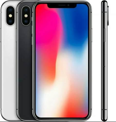 Celular Libre iPhone X 64gb 3gb Ram 12mp 4g Lte+obsequios