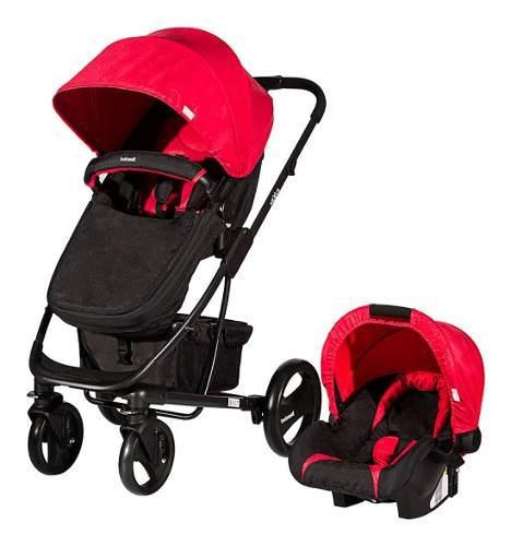 Coche nexus bebesit con portabebe silla para carro