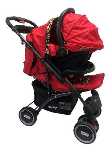 Coche para bebe ebaby con silla para el carro