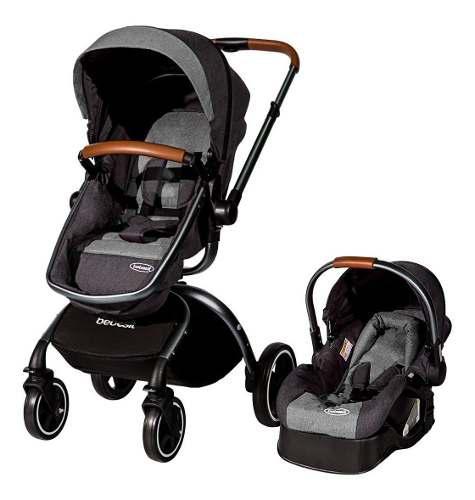 Coche travel sistem 360 moisés + silla de carro bebesit