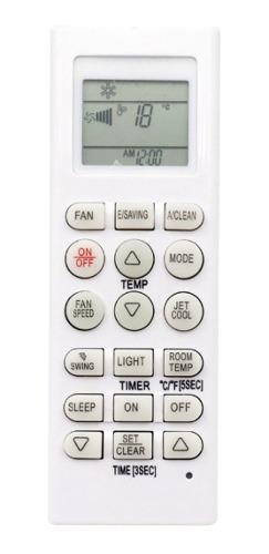 Control remoto aire acondicionado lg akb73315601
