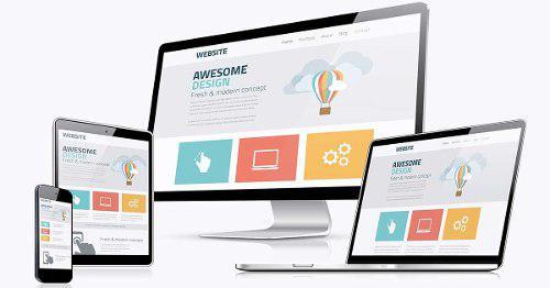 Diseño Página Web Profesional Desde $490.000