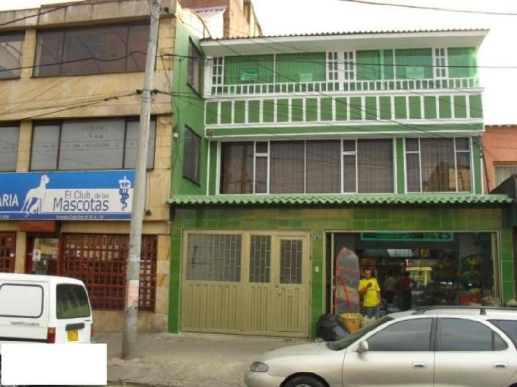 Edificio en venta en bogota santa isabel cod. vbire5600