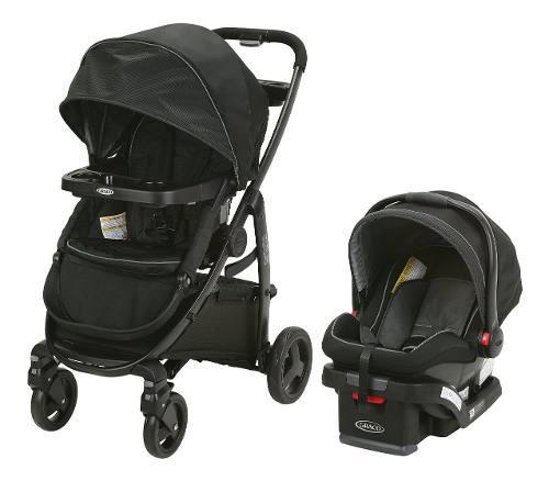 Graco modes dayton sistema coche + silla porta bebe