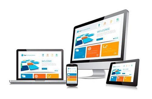 Página web económica con diseño profesional