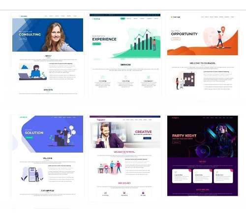 Página web profesional / super económica!