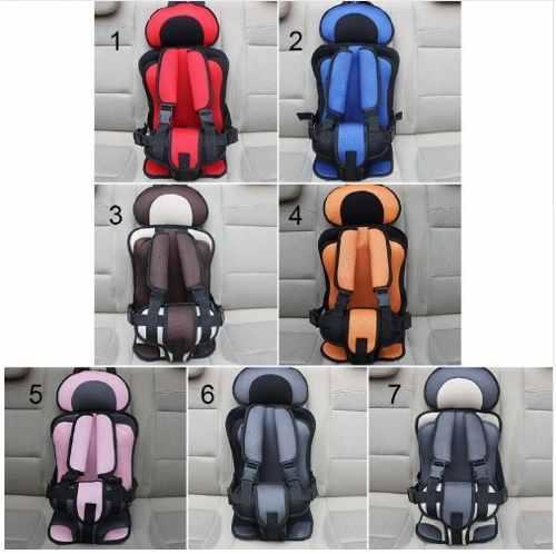 Silla bebé asiento seguridad niño niña carro nuevo