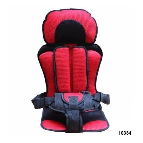 Silla carro asiento bebe niño niña 0- 6 años oferta roja