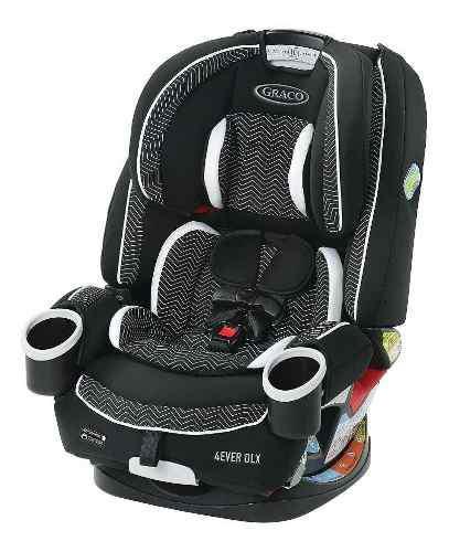Silla carro bebe graco 4ever dlx 4en1 + envío gratis
