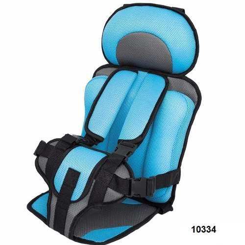 Silla carro bebe infantil de 0- 6 años azul claro - w01
