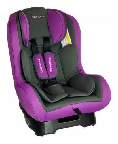 Silla para carro 3 posiciones para bebé desde 0 a 5 años