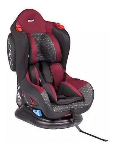 Silla para carro ebaby 0 + 25 kg sistema de seguridad