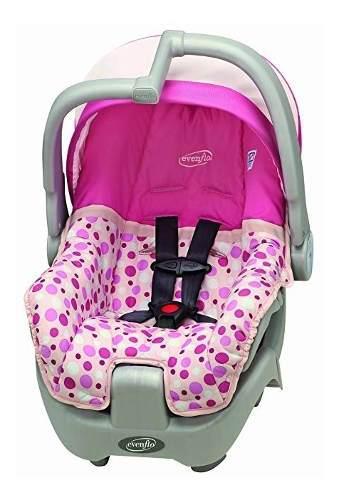 Silla para carro porta bebe,mecedora,anti-reflujo, con base