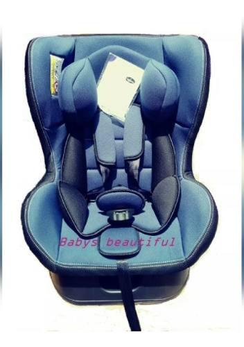 Silla para carro recién nacido 7 años reclina 4 posiciones