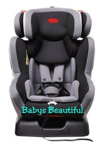 Silla para carro recién nacido a 10 años, 4 reclinaciones