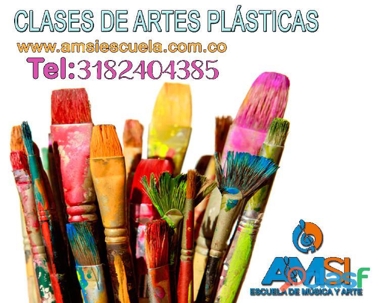 CLASES DE DIBUJO ARTÍSTICO Y PINTURA  todas las edades