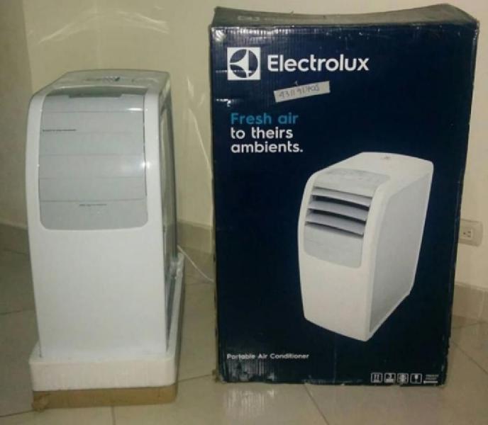 Aire acondicionado portátil de poco uso