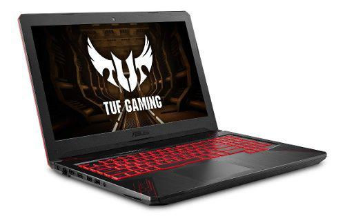Asus tuf thin & light gaming laptop pc (fx504) 15.6 full hd