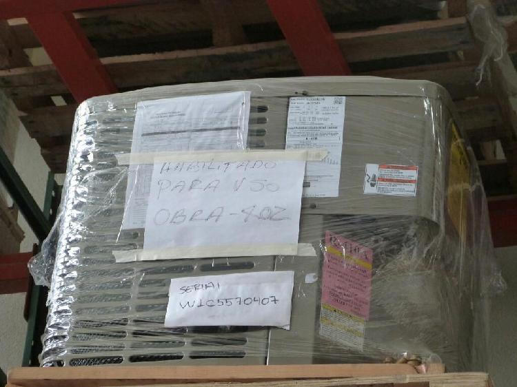 Condensadoras york 5tr 3ph y 3tr 1ph