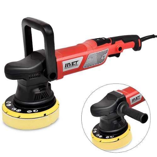 Goplus 6 inch variable speed sander all in one polisher dual