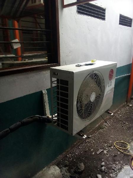 Refrigeracion,aire acondicionado