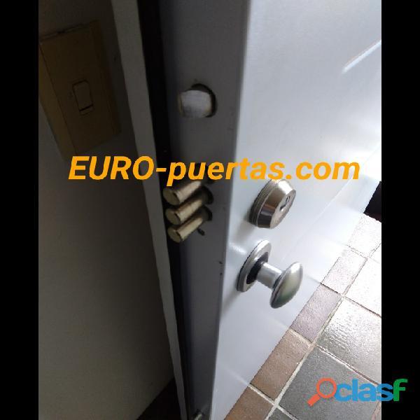 Puertas de seguridad Económicas Bogotá, Euro puertas com