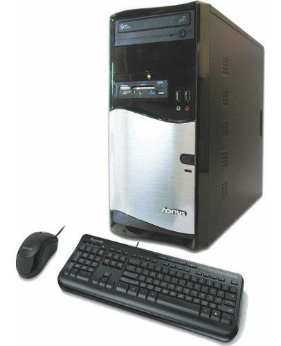 Computador intel celeron dual core 2.4ghz db 1tr ram 4gb