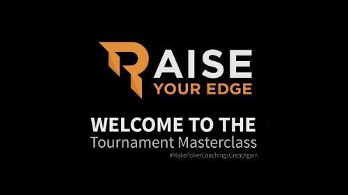 Curso poker raise your egde expert class