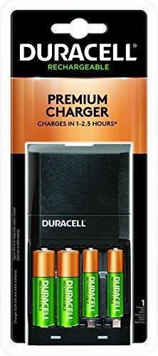 Duracell - Velocidad De Ion Cargador De Batería De 4000 Co