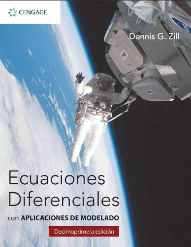 Ecuaciones diferenciales con aplicaciones de modelado
