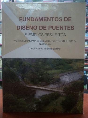 Fundamentos de diseño de puentes (lrfd - ccp14) -