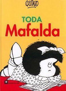 Toda Mafalda - Nuevo - Libro Original