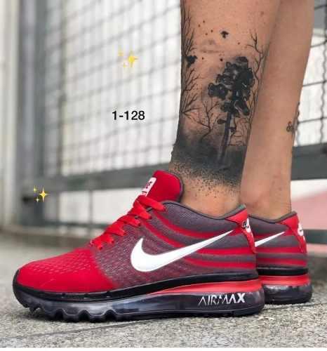 Zapato tennis botas nike air max para caballero hombre
