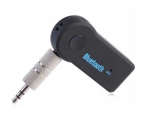 Adaptador audio bluetooth + manoslibres streaming receptor
