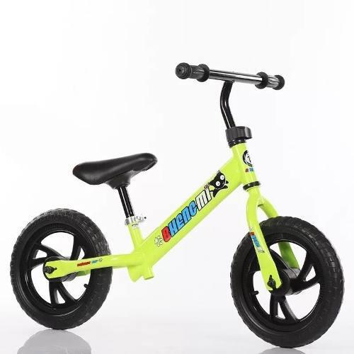 Bicicleta de balance para niños y niñas aprendizaje 2-6