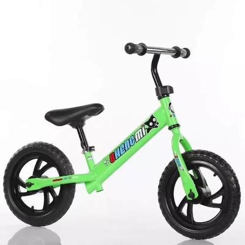 Bicicletas de balance aprendizaje inicial para niños y