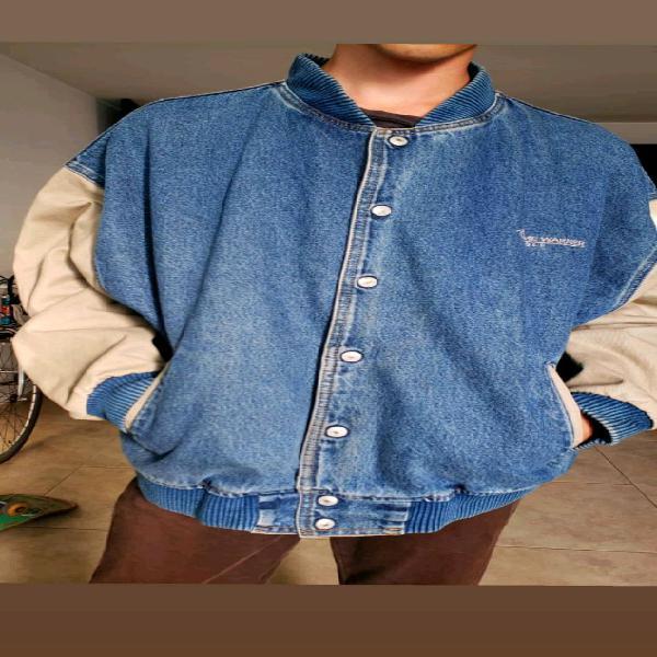 Chaquetade jean idwear