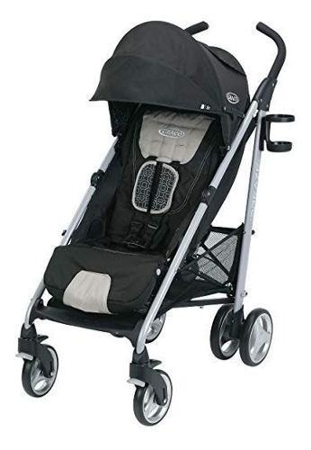 Coche bebe portable graco breaze click connect, pierce