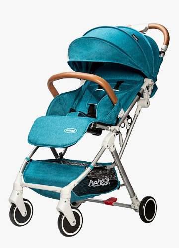 Coche paseador para bebe tipo maleta bebesit 4 colores