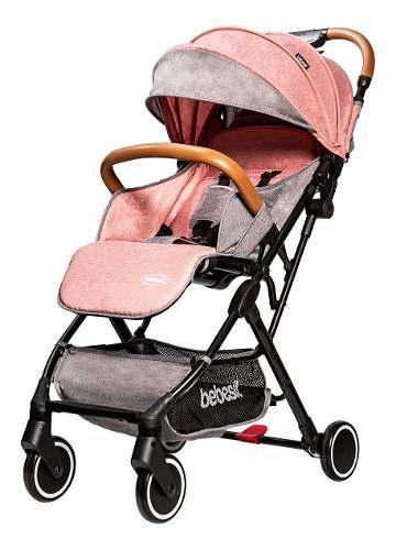 Coche paseador tipo maleta marca bebesit. nuevo