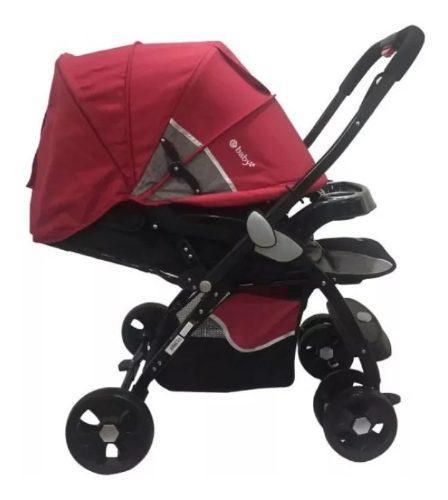 Coches bebe bandeja comedor travel 6 ruedas ebaby original