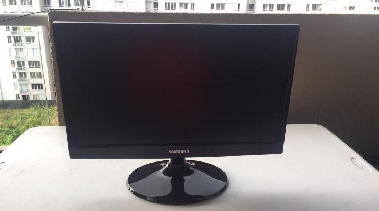 Monitor led samsung 20' modelo s20d300nh