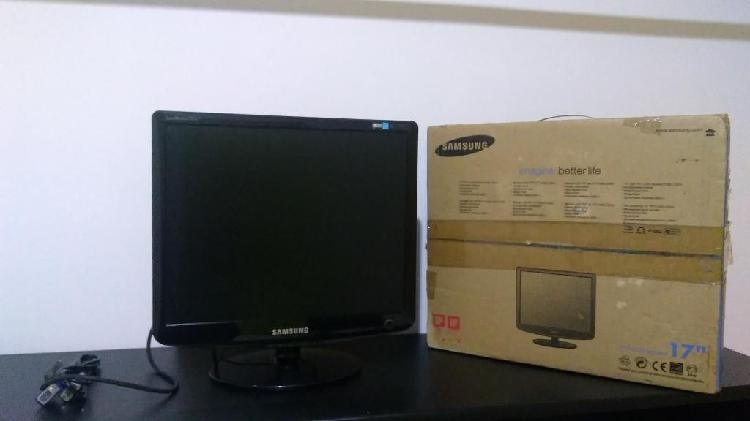 Monitor samsung 17'' tft-lcd (1280x1024)