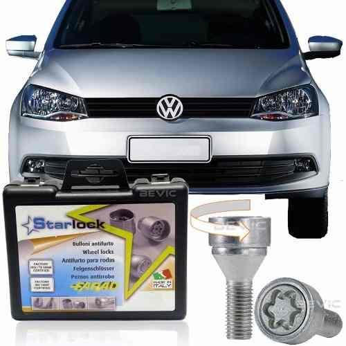 Pernos De Seguridad Llantas Rines De Volkswagen Gol