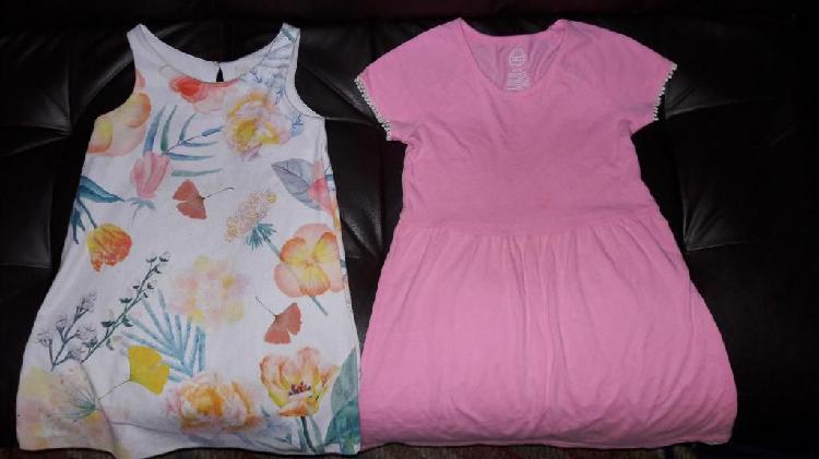 Vestidos talla 7 y 8